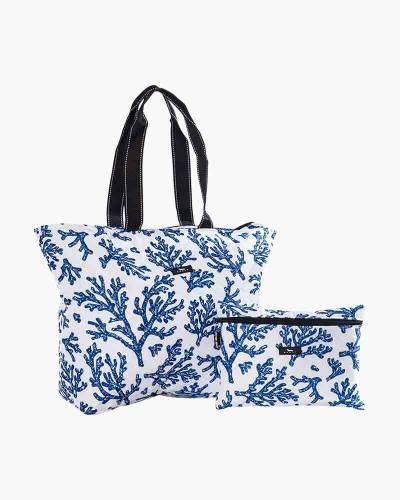 Plus 1 Foldable Tote and Pouch Duo in Areefa!
