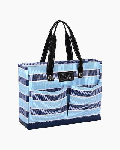 Uptown Girl Tote in Deep End