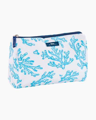 Packin' Heat Cosmetic Bag in Oh Cay