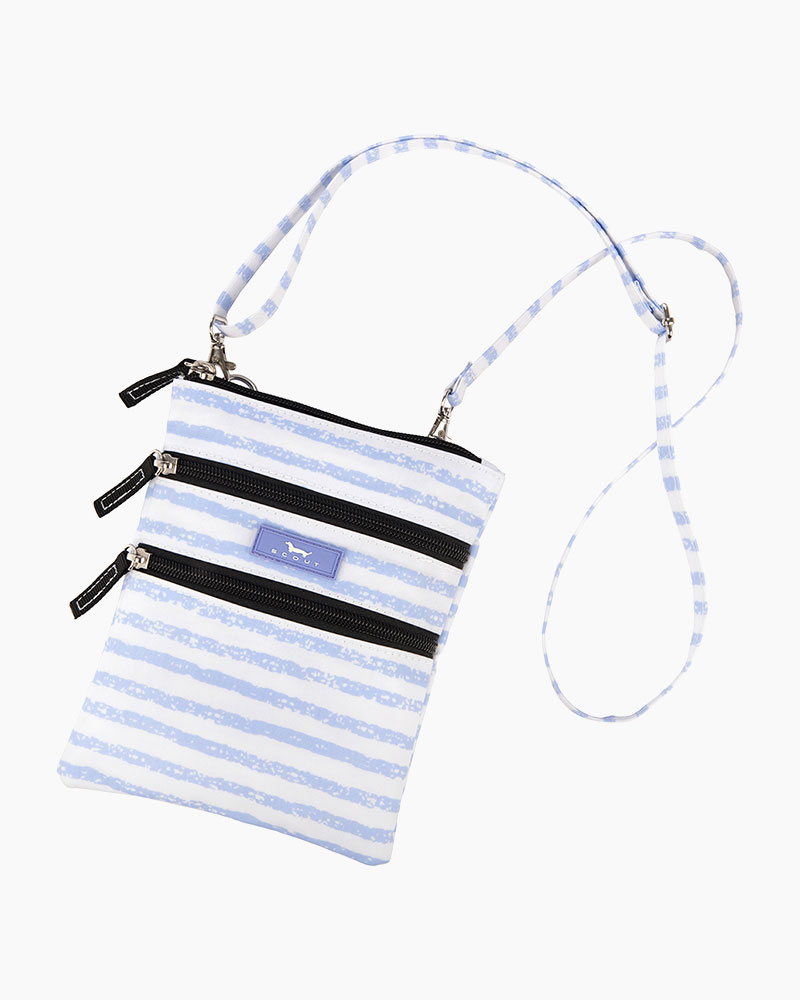 Sally Go Lightly Crossbody Bag in Look Who's Chalking