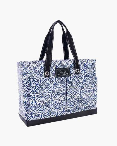 Uptown Girl Tote in Royal Highness