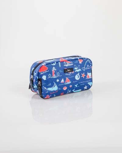 Exclusive 3-Way Bag in NE Nautical