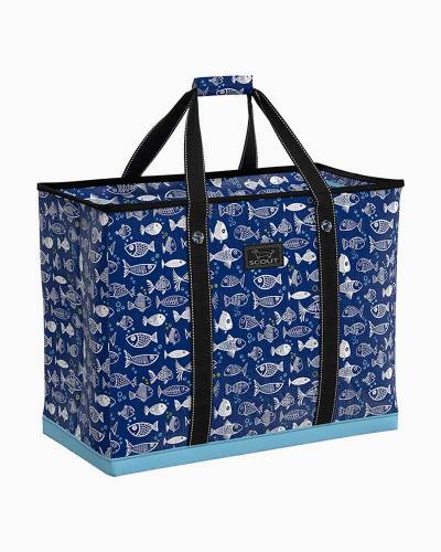 4 Boys Bag in One Fish Blue Fish
