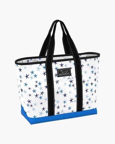 Beach Bum Tote Bag in Star Line Up