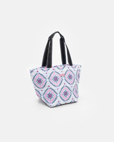Exclusive Daytripper Tote in Medallion Lace