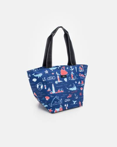 Exclusive Daytripper Tote in NE Nautical