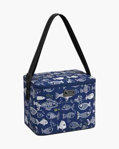 Ferris Cooler Lunch Bag in One Fish Blue Fish