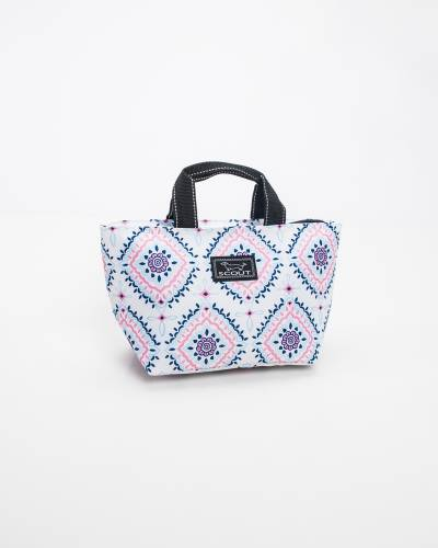 Exclusive Nooner Lunch Cooler in Medallion Lace