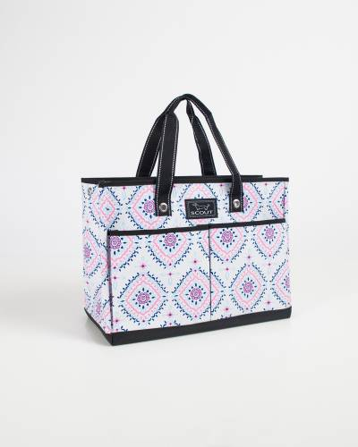 Exclusive BJ Bag in Medallion Lace