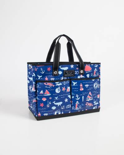 Exclusive BJ Bag in NE Nautical