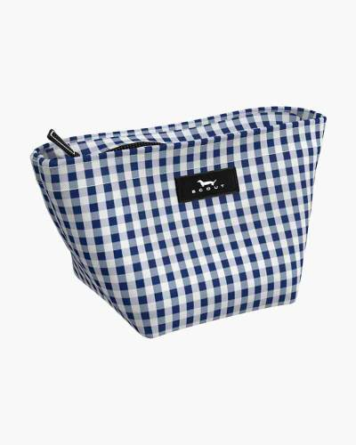 Crown Jewels Cosmetic Bag in Brooklyn Checkham