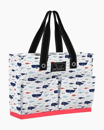 Uptown Girl Tote in All is Whale