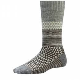 SmartWool Women's Ash Popcorn Cable Socks