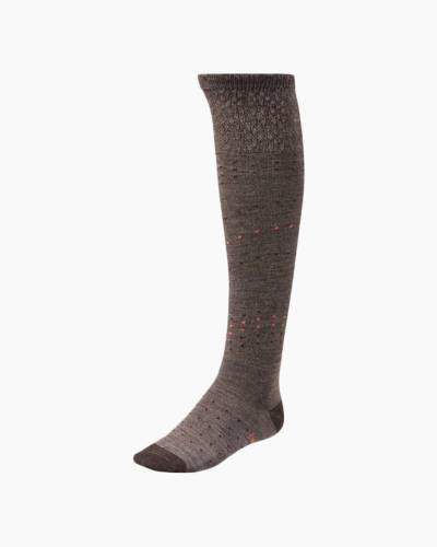 Women's Taupe Fanflur Socks