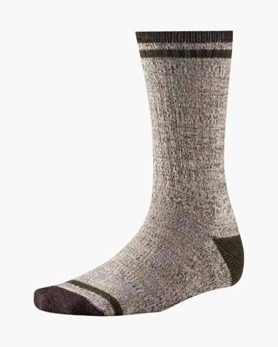 Men's Larimer Crew Socks in Chestnut