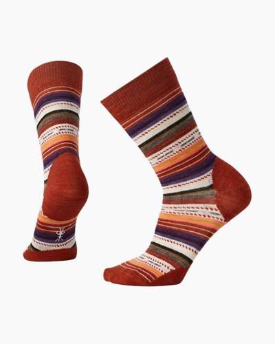 Women's Margarita Socks in Rusted Heather (Medium)