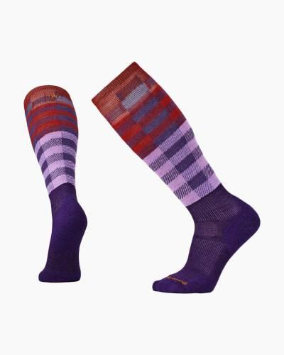PhD Slopestyle Light Ifrane Socks in Mountain Purple