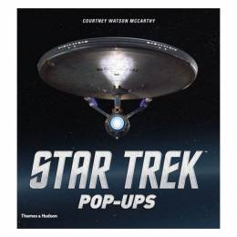 Courtney Watson McCarthy Star Trek Pop-Ups (Hardcover)