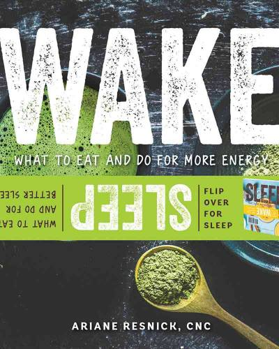 Wake/Sleep: What to Eat and Do for More Energy and Better Sleep (Paperback)
