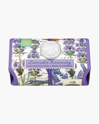 Lavender Rosemary Large Bath Soap Bar