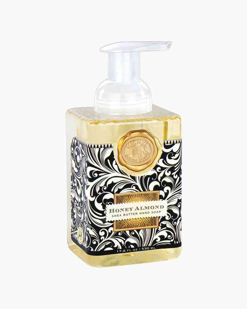 Michel Design Works Honey Almond Foaming Hand Soap The