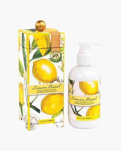 Lemon Basil Hand and Body Lotion