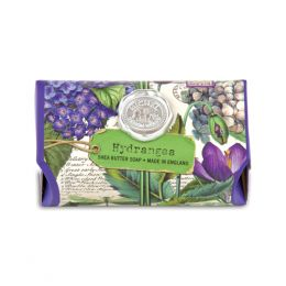 Michel Design Works Hydrangea Bath Soap Bar