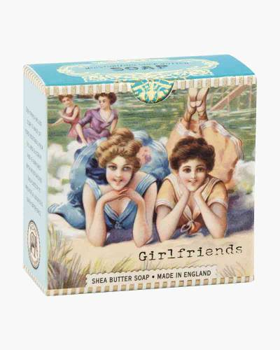 Girlfriends A Little Soap
