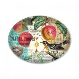 Michel Design Works Sweet Apple Soap Dish
