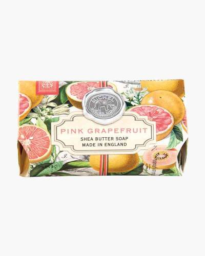 Pink Grapefruit Large Bath Soap Bar