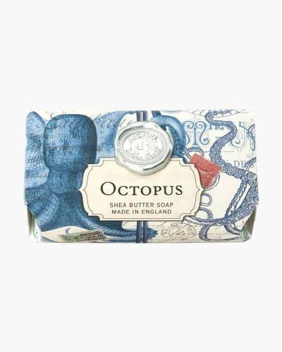 Octopus Large Bath Soap Bar