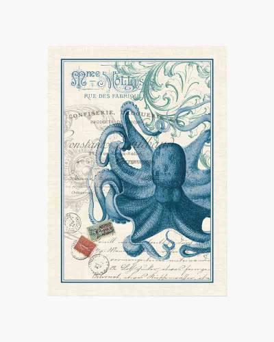 Octopus Kitchen Towel