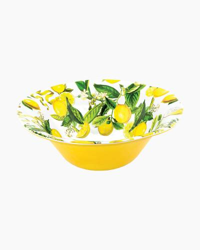 Lemon Basil Serveware- Large Bowl