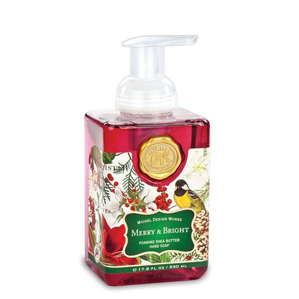 Michel Design Works Merry and Bright Liquid Soap