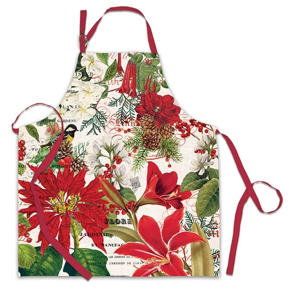 Michel Design Works Merry and Bright Apron
