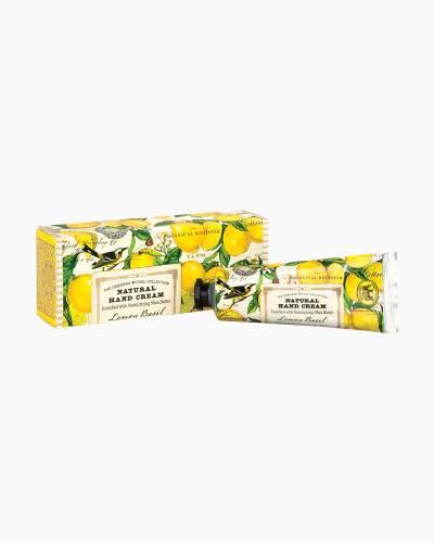 Lemon Basil Natural Hand Cream