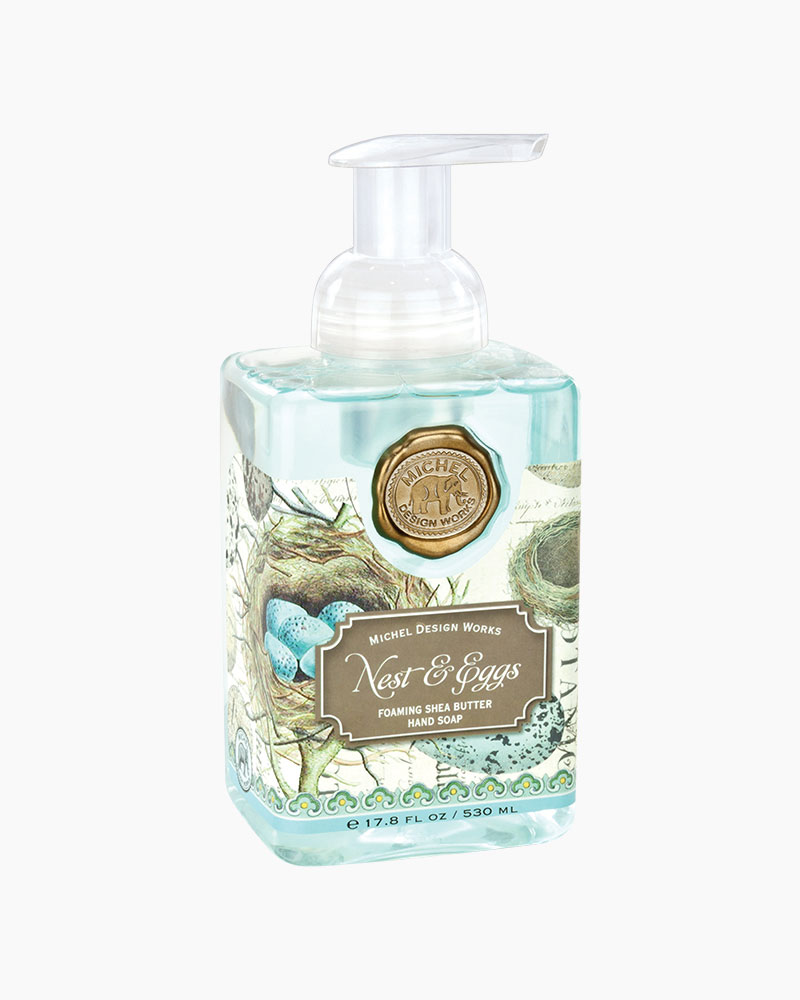 Michel Design Works Nest and Eggs Foaming Hand Soap