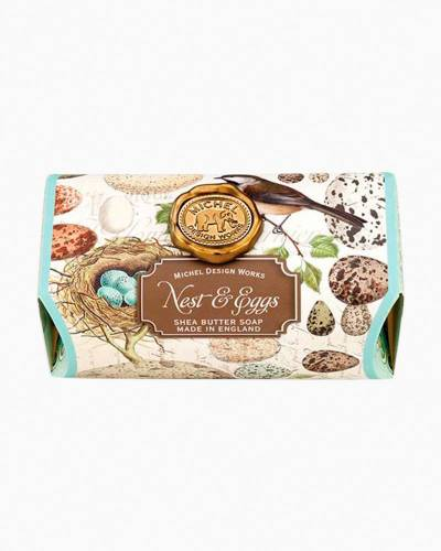 Nest and Eggs Large Bath Soap Bar