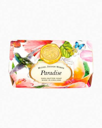 Paradise Large Bath Soap Bar