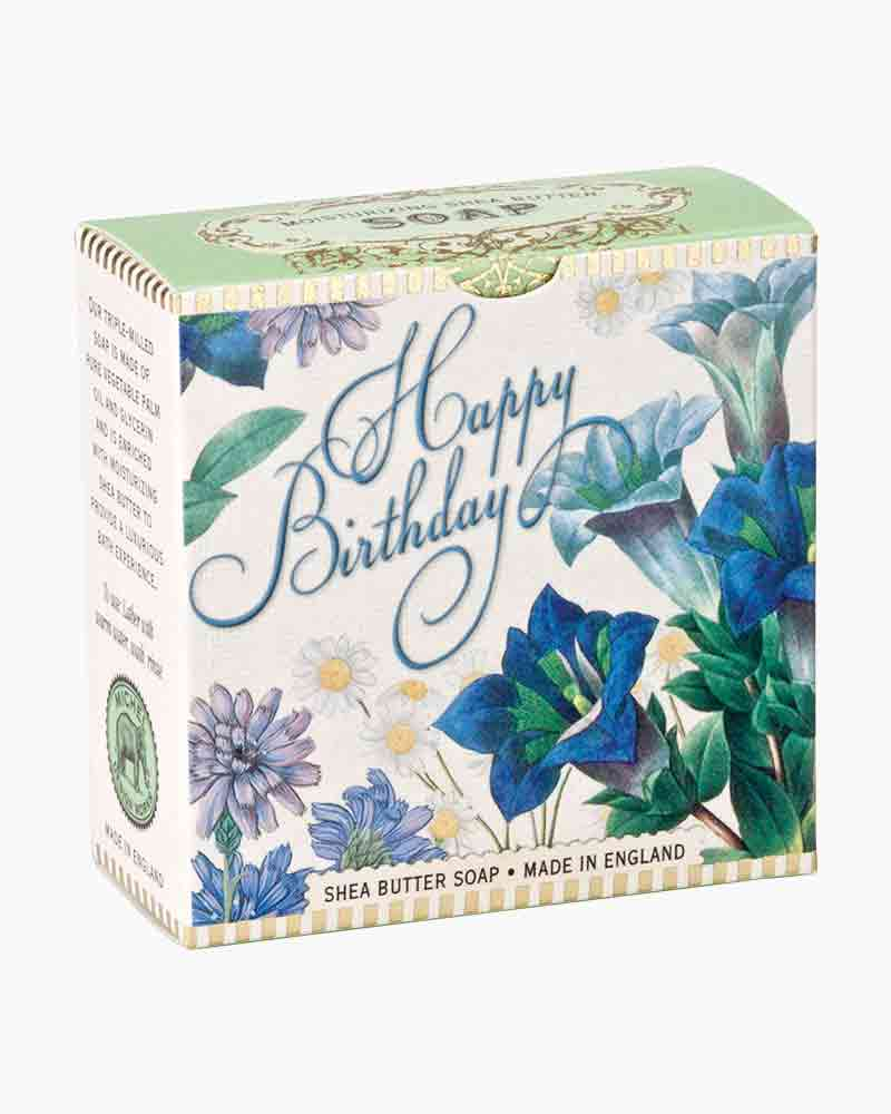 Michel Design Works Blue Birthday A Little Soap