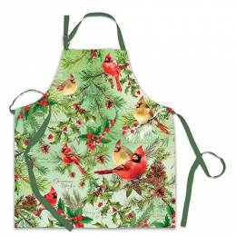 Michel Design Works Christmas Pine Apron