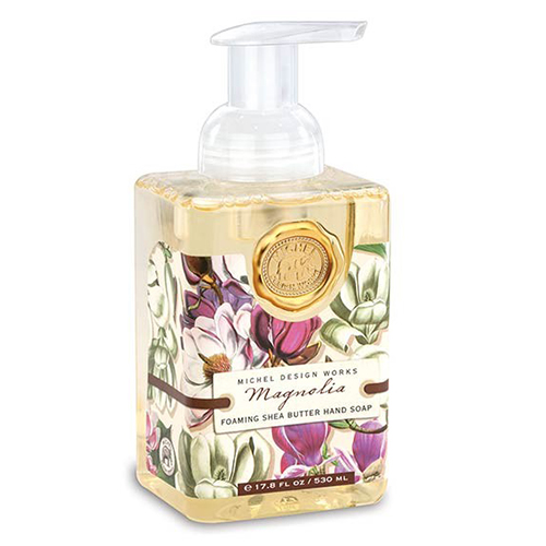 Michel Design Works Magnolia Foaming Hand Soap The Paper Store