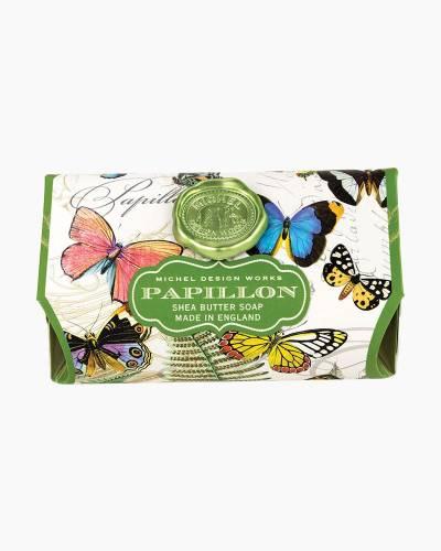 Papillon Large Bath Soap Bar