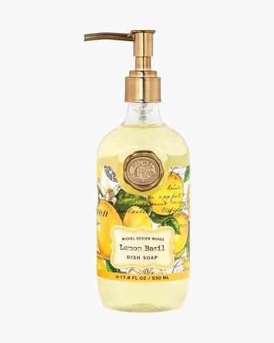 Lemon Basil Dish Soap