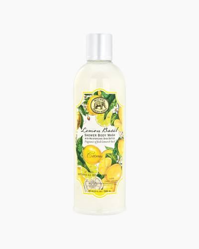Lemon Basil Shower Body Wash