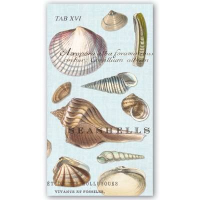 Seashells Hostess Napkins