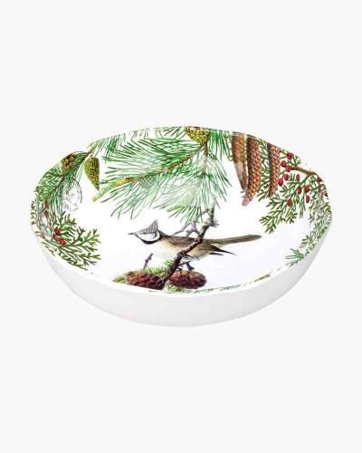 Spruce Melamine Serving Bowl