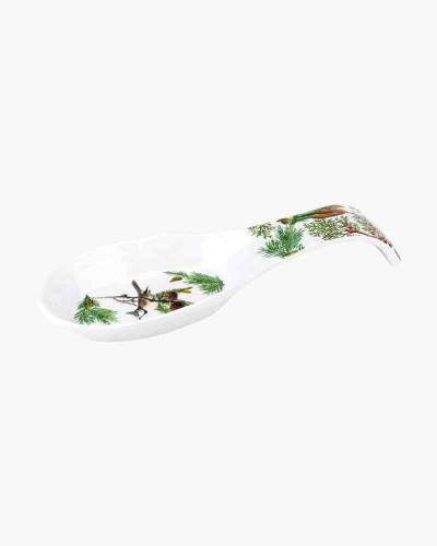 Spruce Melamine Spoon Rest