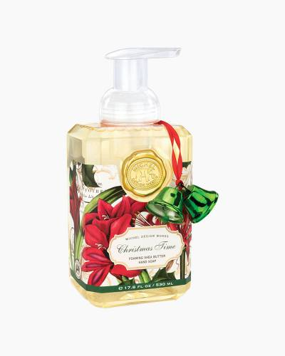 Christmas Time Foaming Soap