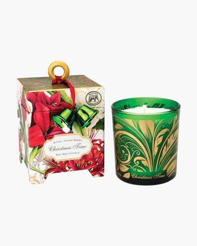 Christmas Time Soy Wax Candle